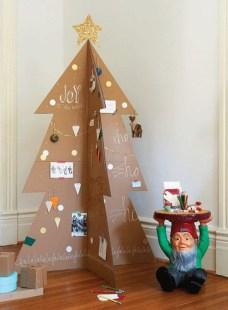 Modern Christmas Tree Alternatives Ideas38