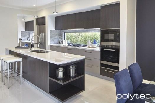 Modern Dark Grey Kitchen Design Ideas19