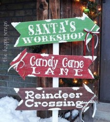 Outdoor Decoration For Christmas Ideas05
