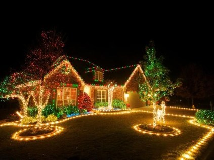 Outdoor Decoration For Christmas Ideas36