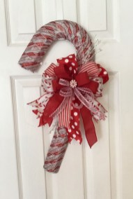 Perfect Candy Cane Christmas Decor Ideas For Your Home01