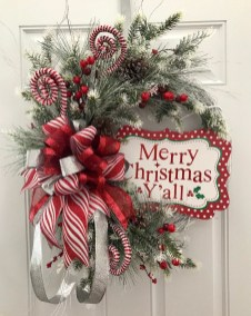 Perfect Candy Cane Christmas Decor Ideas For Your Home05