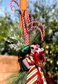 Perfect Candy Cane Christmas Decor Ideas For Your Home12