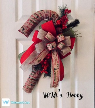 Perfect Candy Cane Christmas Decor Ideas For Your Home15