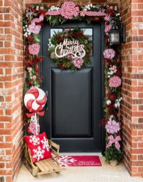 Perfect Candy Cane Christmas Decor Ideas For Your Home21