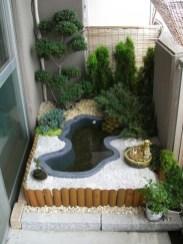 Popular Pond Garden Ideas For Beautiful Backyard36