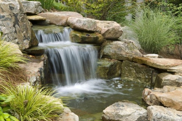 Popular Pond Garden Ideas For Beautiful Backyard42