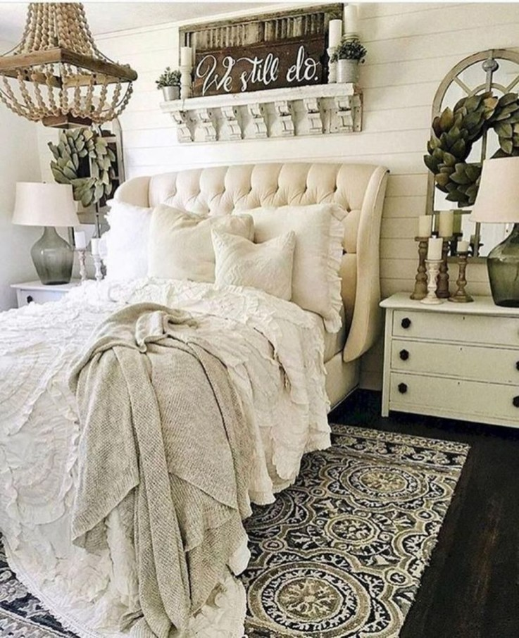Pretty Master Bedroom Ideas For Wonderful Home38