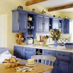 Relaxing Blue Kitchen Design Ideas For Fresh Kitchen Inspiration05