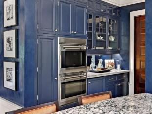 Relaxing Blue Kitchen Design Ideas For Fresh Kitchen Inspiration06