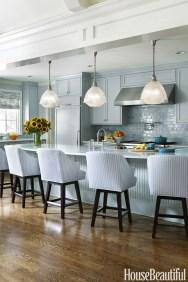 Relaxing Blue Kitchen Design Ideas For Fresh Kitchen Inspiration26