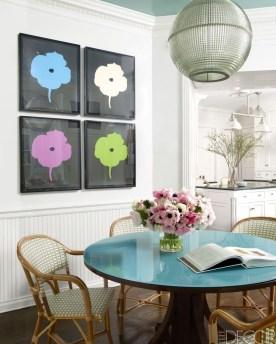 Relaxing Blue Kitchen Design Ideas For Fresh Kitchen Inspiration32