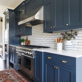 Relaxing Blue Kitchen Design Ideas For Fresh Kitchen Inspiration37