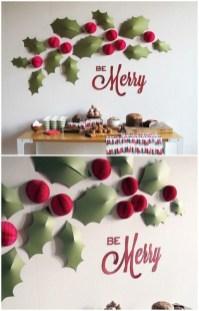 Simple Home Decor Ideas For Christmas23