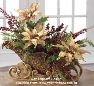 Unique Sleigh Decor Ideas For Christmas02