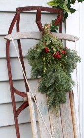 Unique Sleigh Decor Ideas For Christmas28