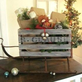 Unique Sleigh Decor Ideas For Christmas29