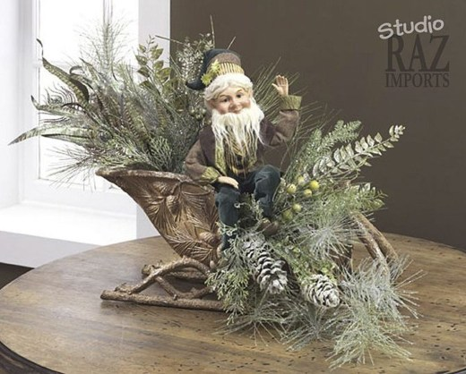 Unique Sleigh Decor Ideas For Christmas44