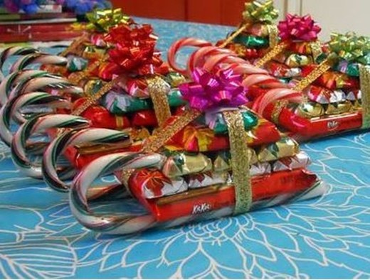 Unique Sleigh Decor Ideas For Christmas45