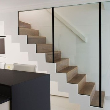 Amazing Modern Staircase Design Ideas16
