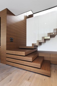 Amazing Modern Staircase Design Ideas25