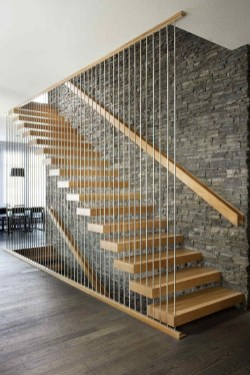 Amazing Modern Staircase Design Ideas35