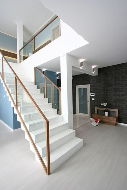 Amazing Modern Staircase Design Ideas37