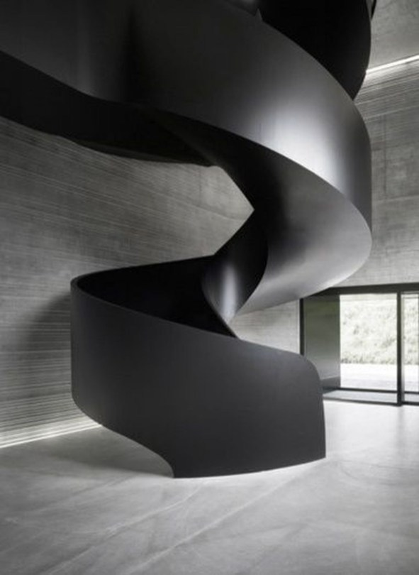 Amazing Modern Staircase Design Ideas38