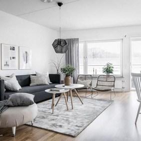 Amazing Scandinavian Livingroom Decorations Ideas02