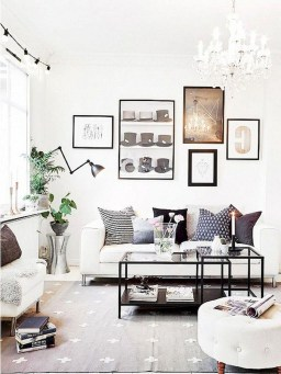 Amazing Scandinavian Livingroom Decorations Ideas21