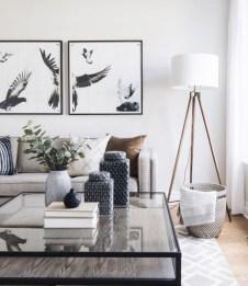 Amazing Scandinavian Livingroom Decorations Ideas25