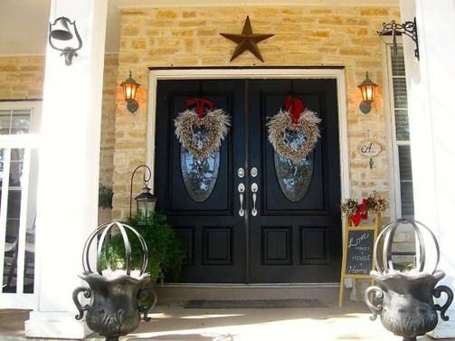 Amazing Valentine Porch Ideas15