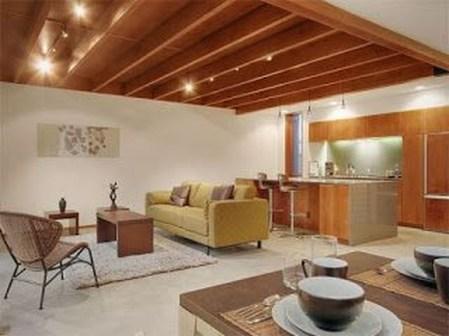 Amazing Wooden Ceiling Design 17