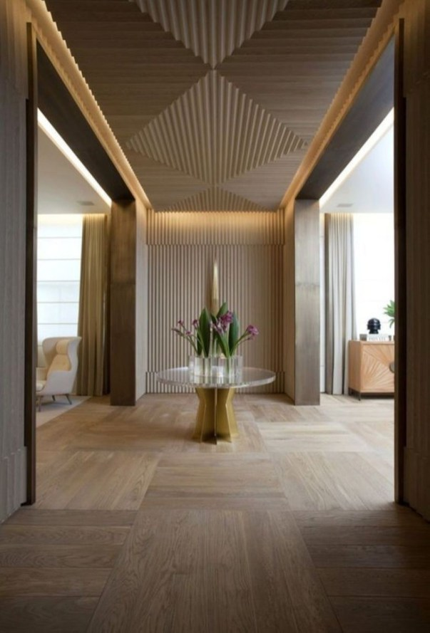Amazing Wooden Ceiling Design 23