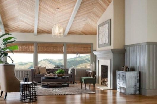 Amazing Wooden Ceiling Design 25
