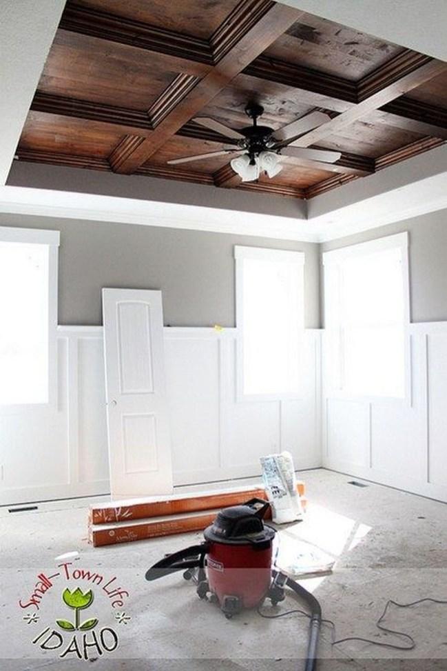 Amazing Wooden Ceiling Design 32