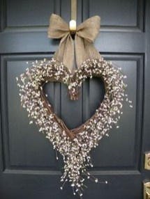 Awesome Front Door Ideas For Valentine13