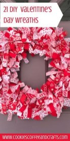 Awesome Front Door Ideas For Valentine18
