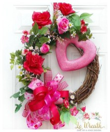 Awesome Front Door Ideas For Valentine29