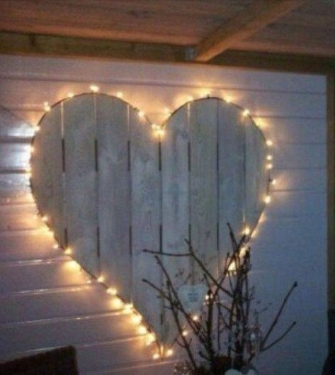 Awesome Valentine Backyard Ideas12