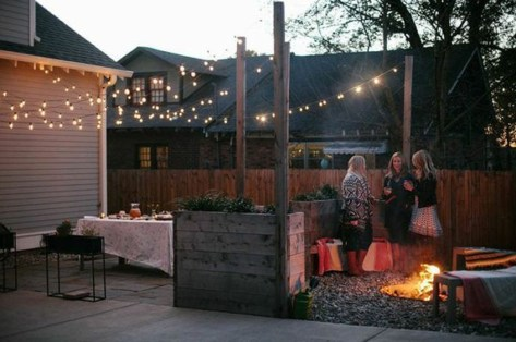 Awesome Valentine Backyard Ideas36