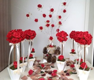 Beautiful Flower Decoration Ideas For Valentine01