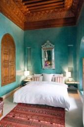 Elegant Blue Themed Bedroom Ideas02
