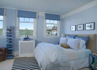 Elegant Blue Themed Bedroom Ideas07