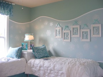 Elegant Blue Themed Bedroom Ideas22