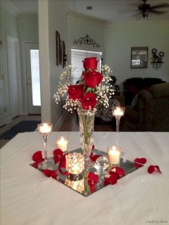 Inspiring Valentine Centerpieces Table Decorations04