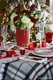 Inspiring Valentine Centerpieces Table Decorations09
