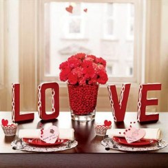 Inspiring Valentine Centerpieces Table Decorations21