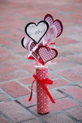Inspiring Valentine Centerpieces Table Decorations29