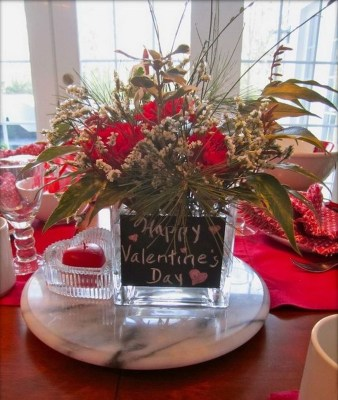 Inspiring Valentine Centerpieces Table Decorations30